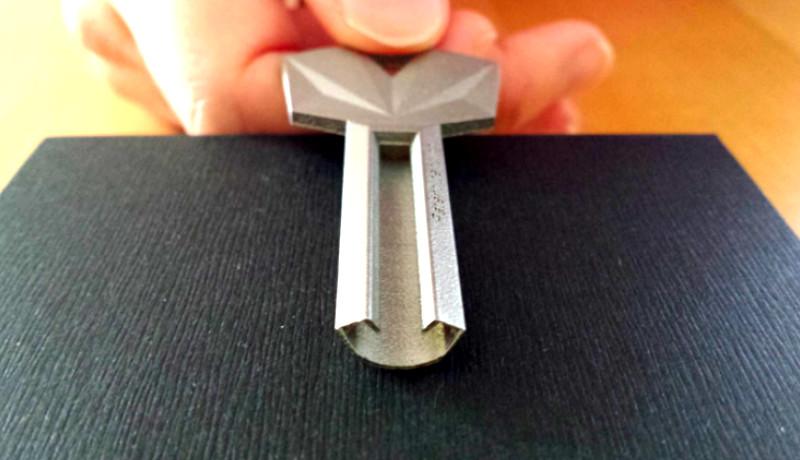 Stealth Keys: Las Llaves 3D de seguridad insuperable