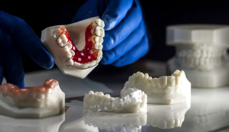 Una odontología más precisa con la impresión 3D