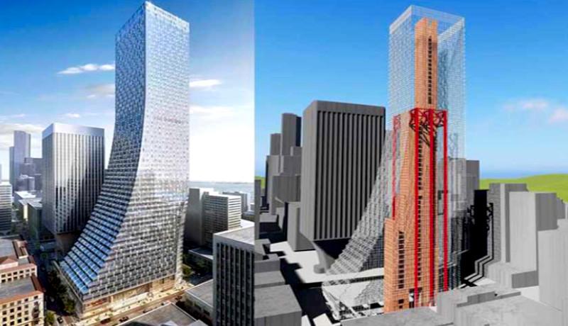 Tecnología 3D para Seattle: Rascacielos impreso en 3D