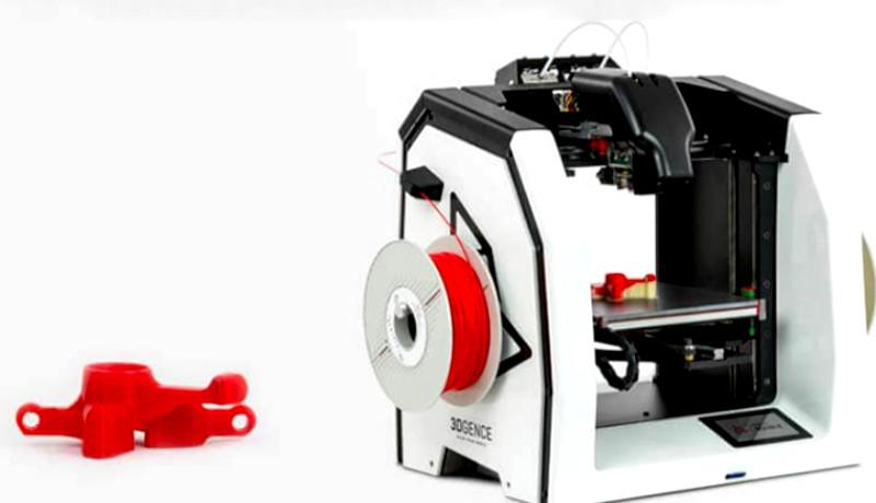 Algunas Impresoras 3D de doble extrusor