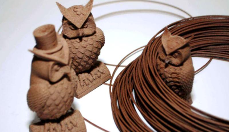 Plásticos para impresión 3D: Nylon, composites y materiales híbrido