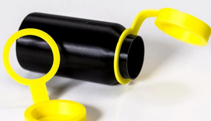 Plásticos para impresión en 3D: Policarbonato, Polímeros y Polipropileno