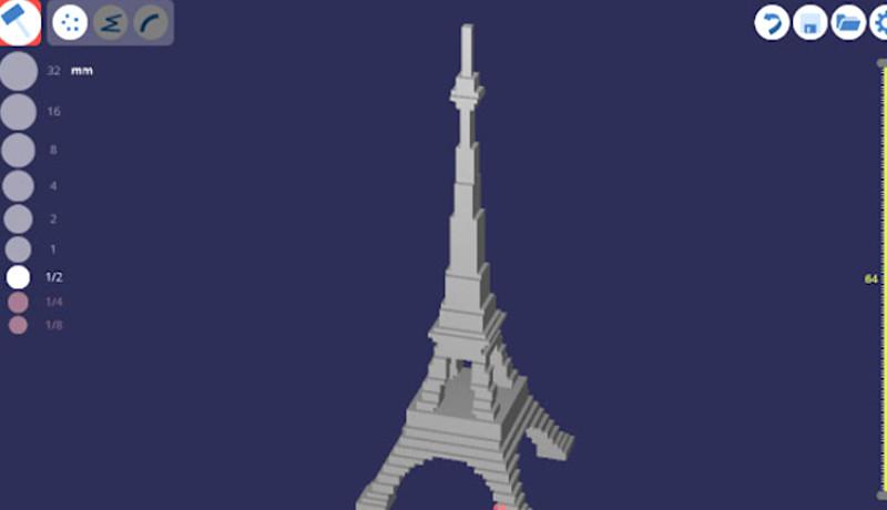 Algunos softwares de modelado 3D: Nivel Principiantes
