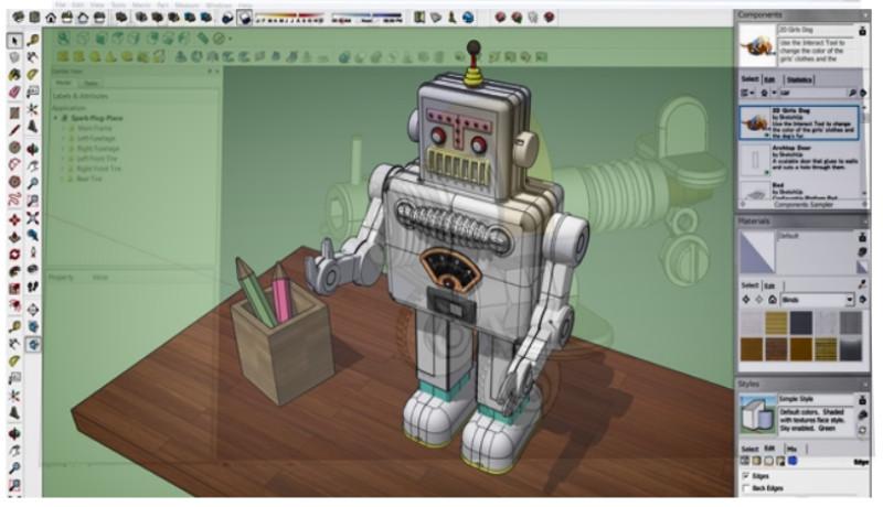 3 softwares 3D creados para principiantes