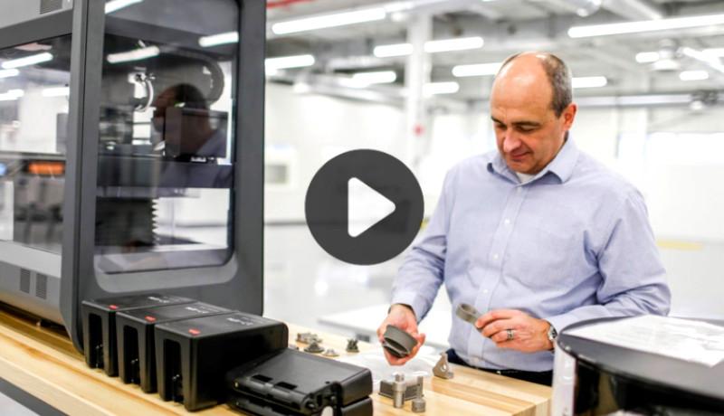 Tecnología 3D en vídeo: Impresión 3D en la automoción