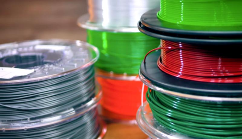 Crecimiento del Mercado de filamentos 3D