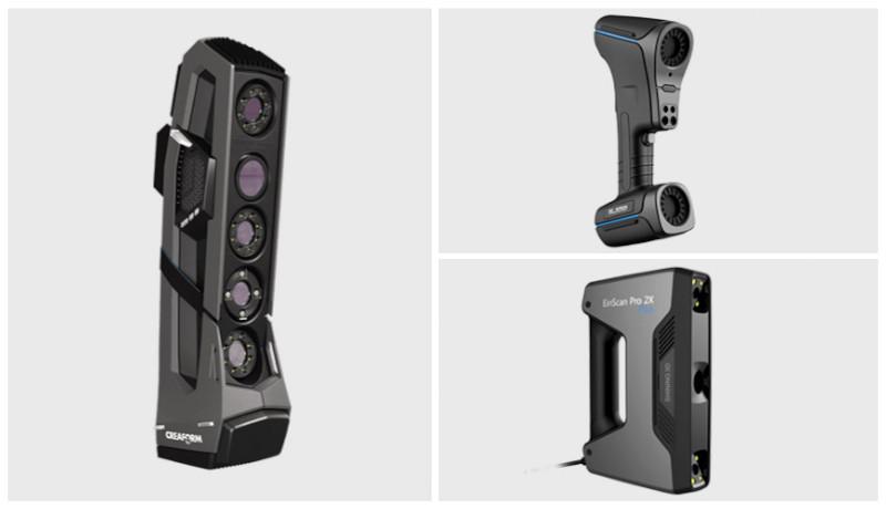 Los Escáner 3D profesionales que existen en el mercado