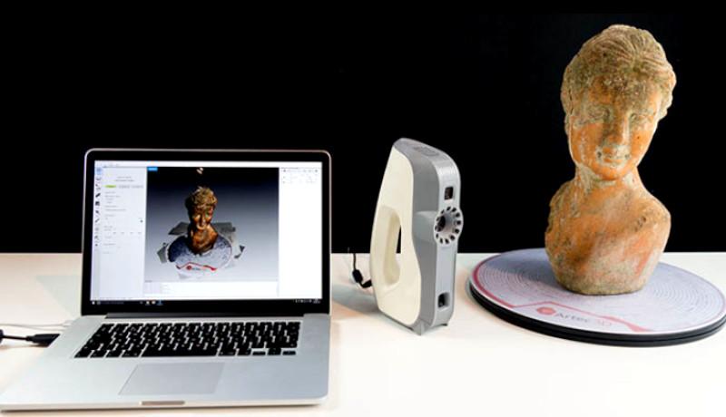 Escáner 3D profesional: Te presentamos los mejores del mercado