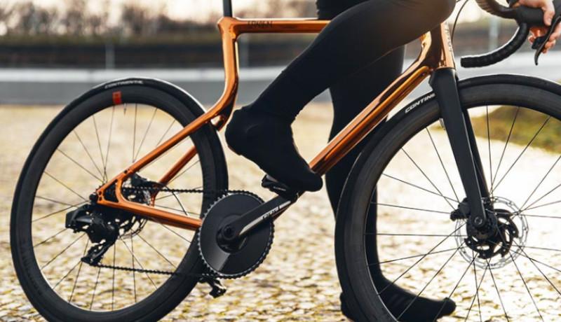 Urwahn Bikes y su bicicleta de carreras impresa en 3D