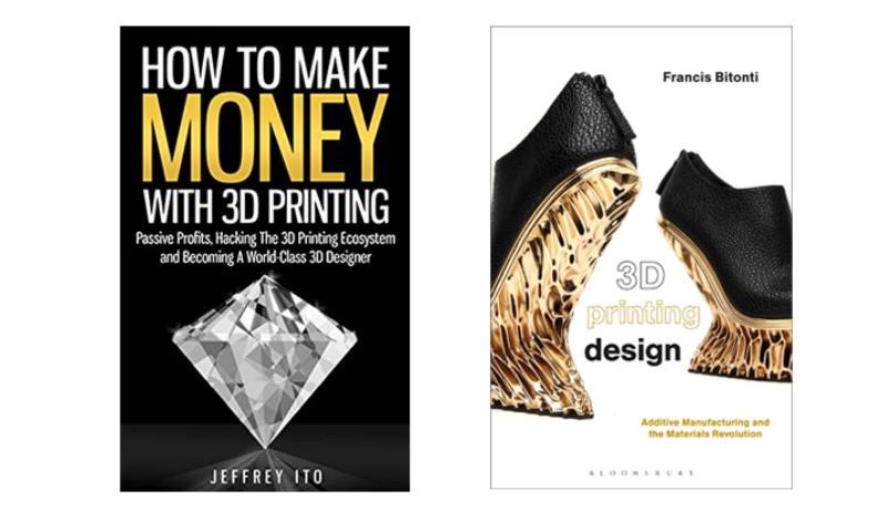 Libros para inspirar la incursión en la impresión 3D… Hasta en los pequeños de la casa