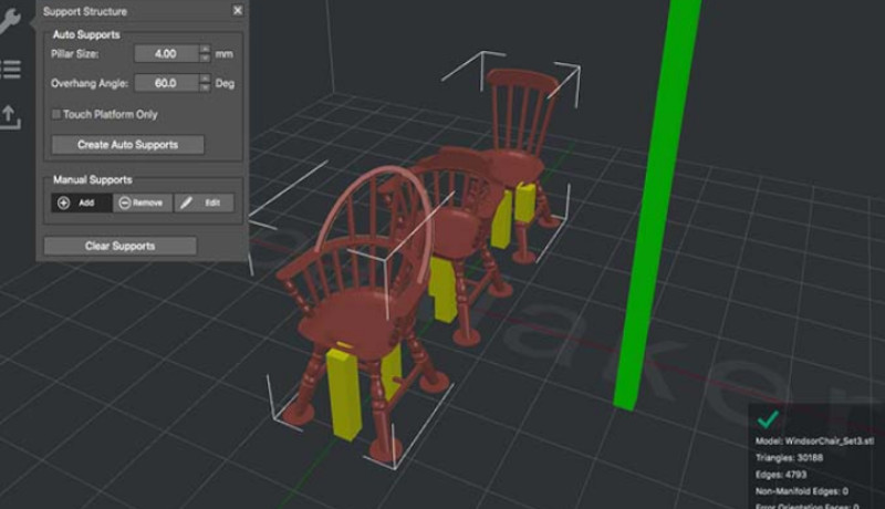 5 Softwares de corte para Impresoras 3D