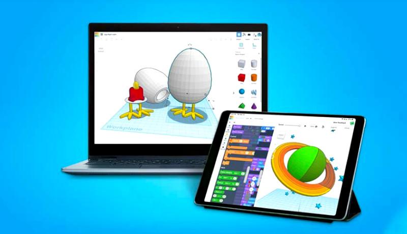 Todo TinkerCAD: Un Software de modelado 3D